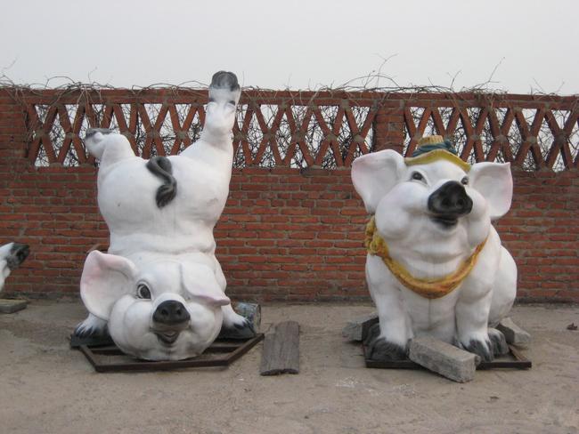 动物雕塑_产品中心_沈阳领岳雕塑艺术工程有限公司
